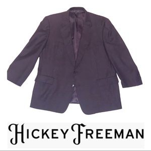 Hickey Freeman Exquisite - Super Soft Wool Blazer